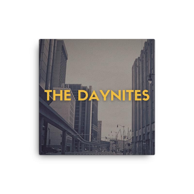 Debut EP Canvas