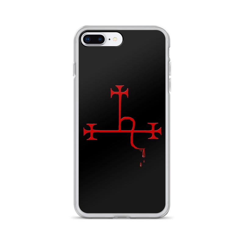Darling Dead Sigil iPhone Case