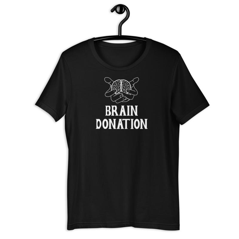 Brain Donation (Black)