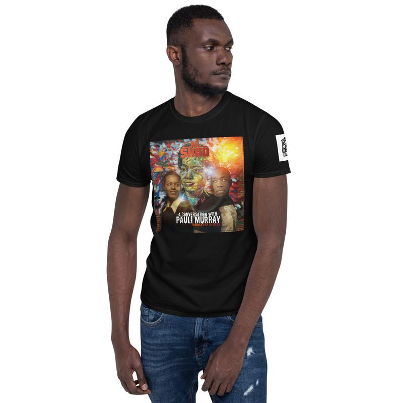 A Conversation with Pauli Murray Short-Sleeve Unisex T-Shirt