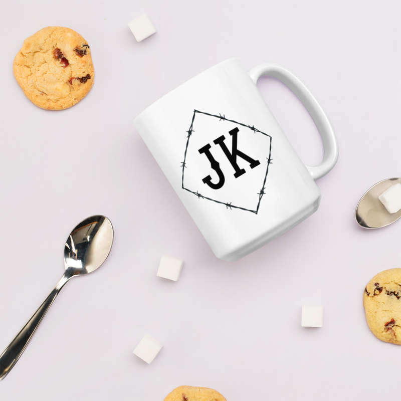 "Joe King ""A Cup of Joe with Joe"" Mug"