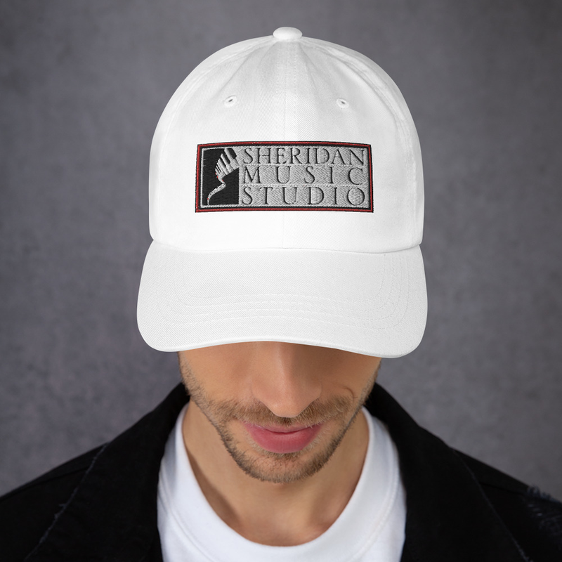 Sheridan Music Studio Baseball Cap/ Dad hat