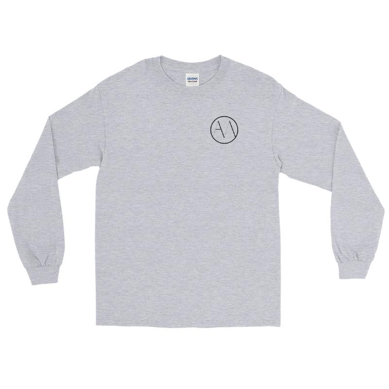 AMO #1 (Long sleeve) in Sport Grey