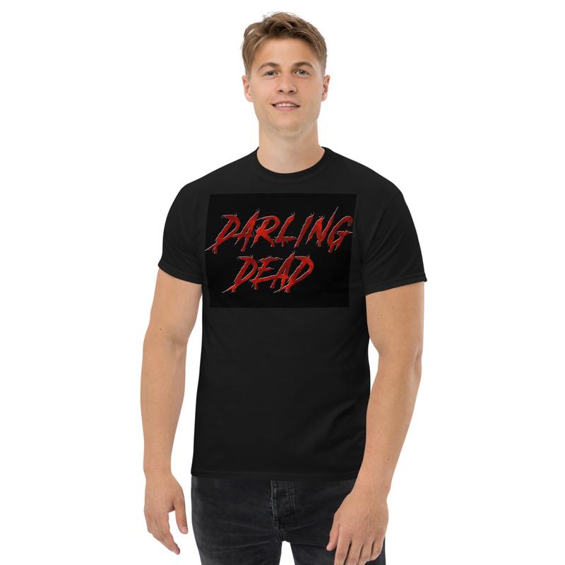 Darling Dead Logo Men's heavyweight tee