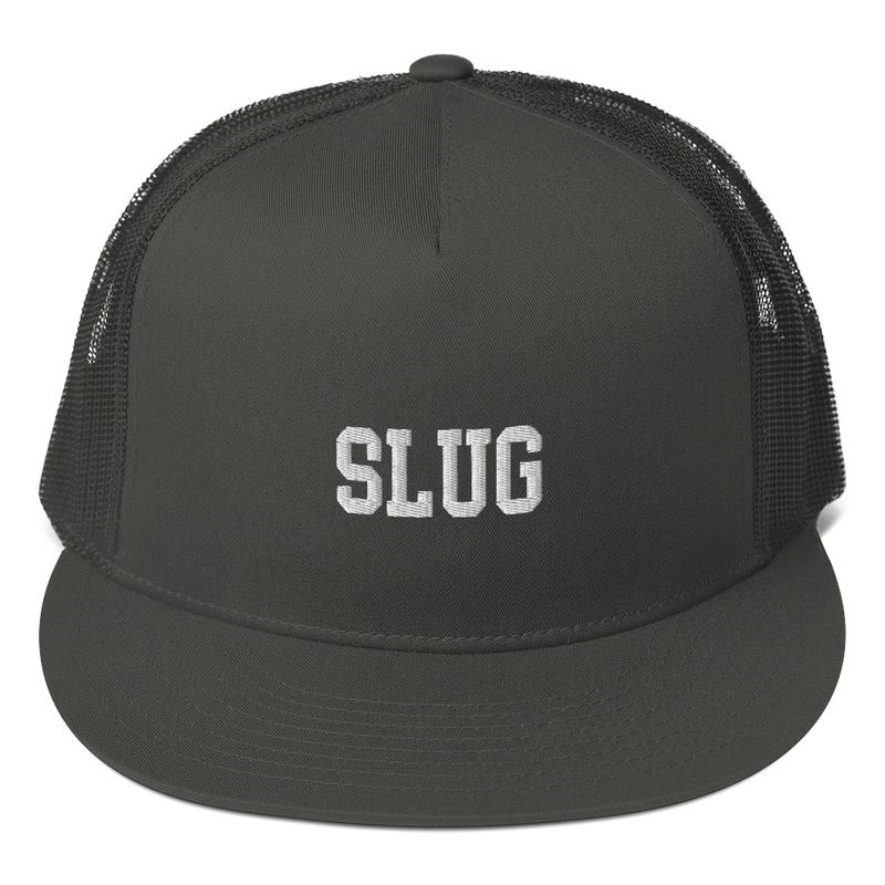 SLUG Mesh Back Snapback