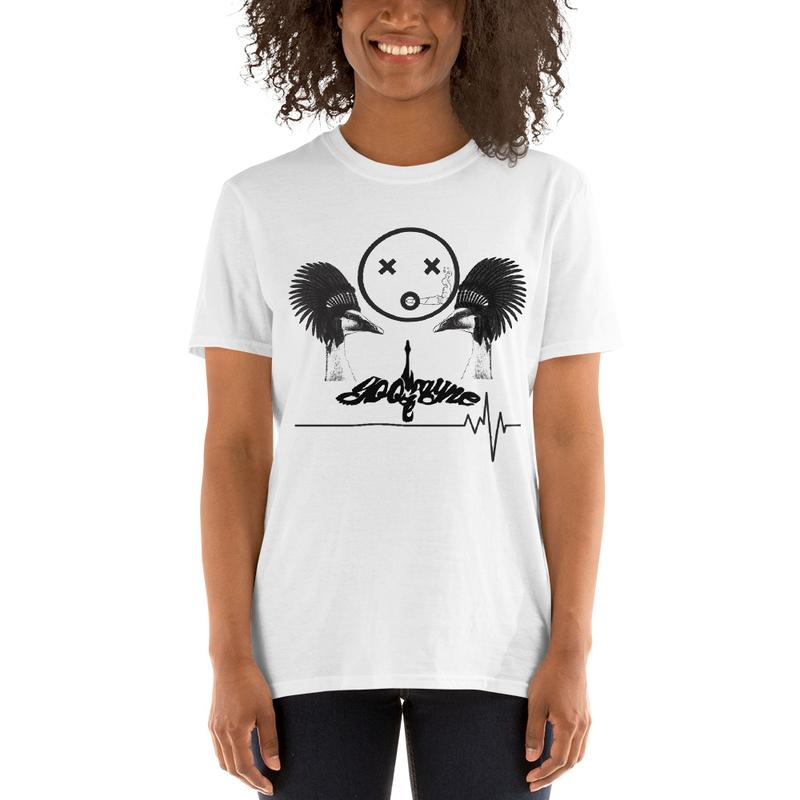 Short-Sleeve Unisex T-Shirt - Goose Wayne