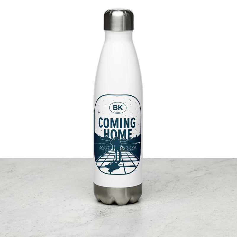 BK Travel - Stainless Steel Water Bottle
