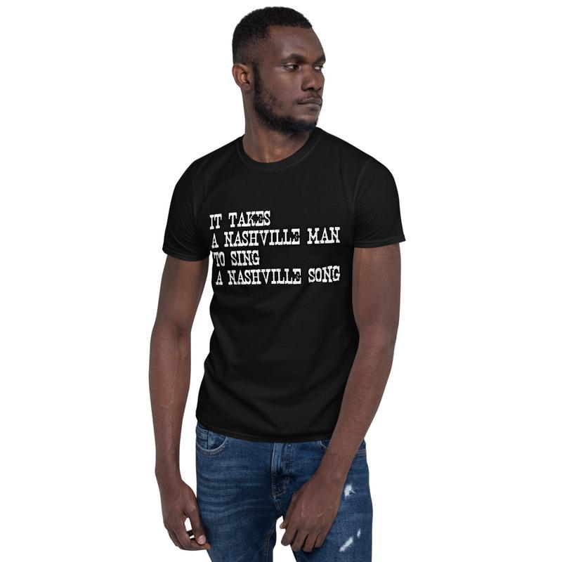 Nashville Man T-shirt