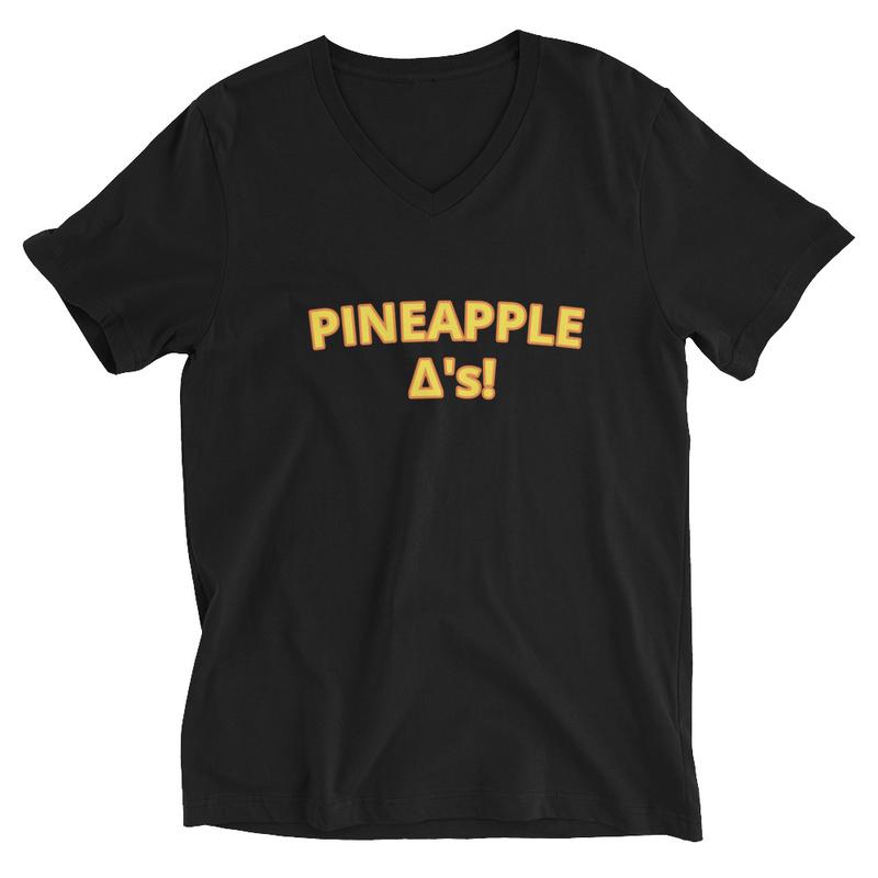 Pineapple Triangles! T-shirt