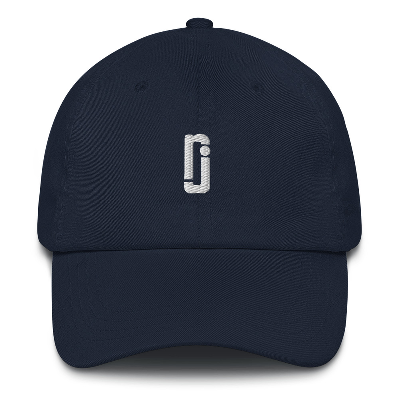 The rjght Classic Hat - White Logo