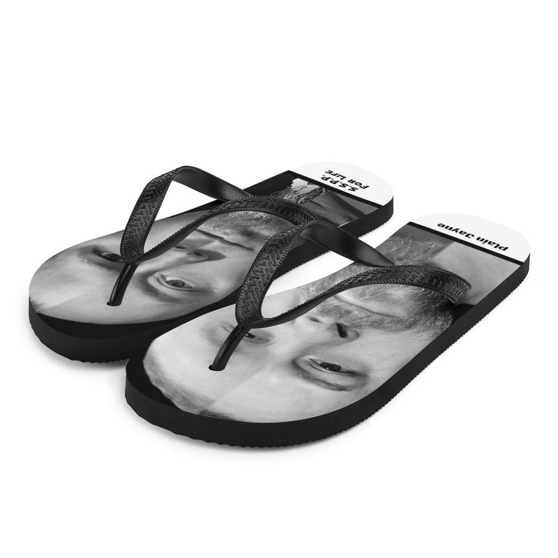 Plain Jayne Flip-Flops