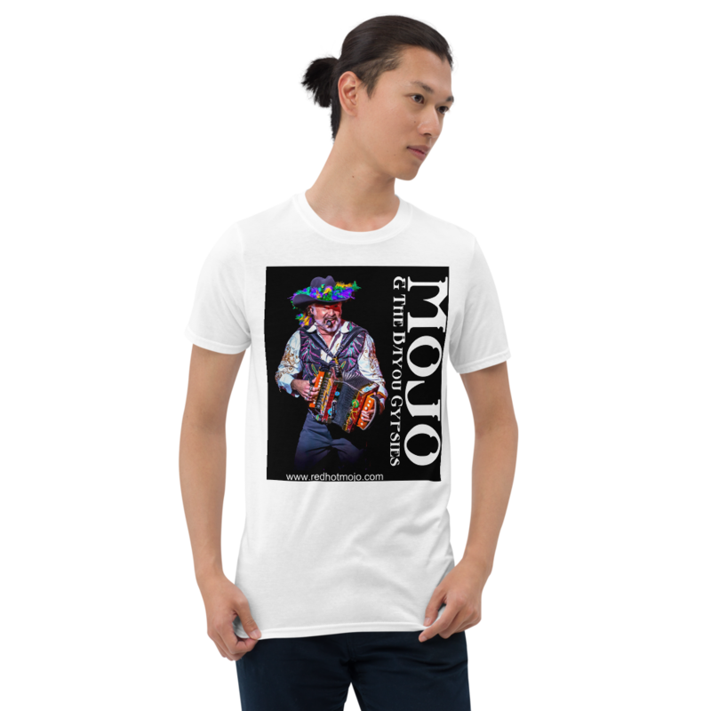 Short-Sleeve Unisex MOJO T-Shirt