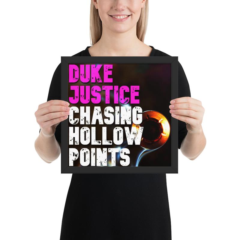 CHP Cover Framed poster