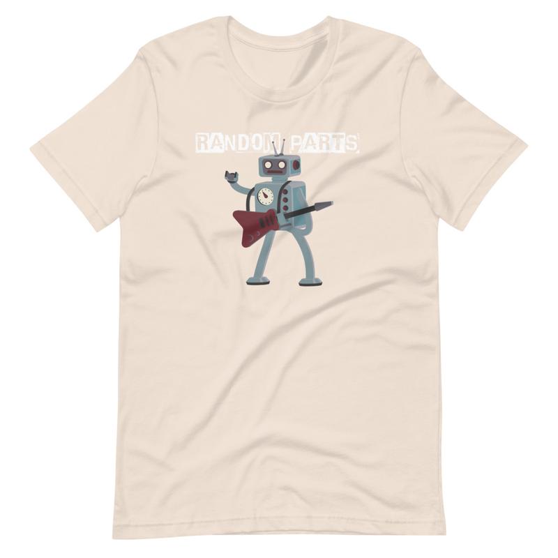 Random Parts - Debut T-Shirt