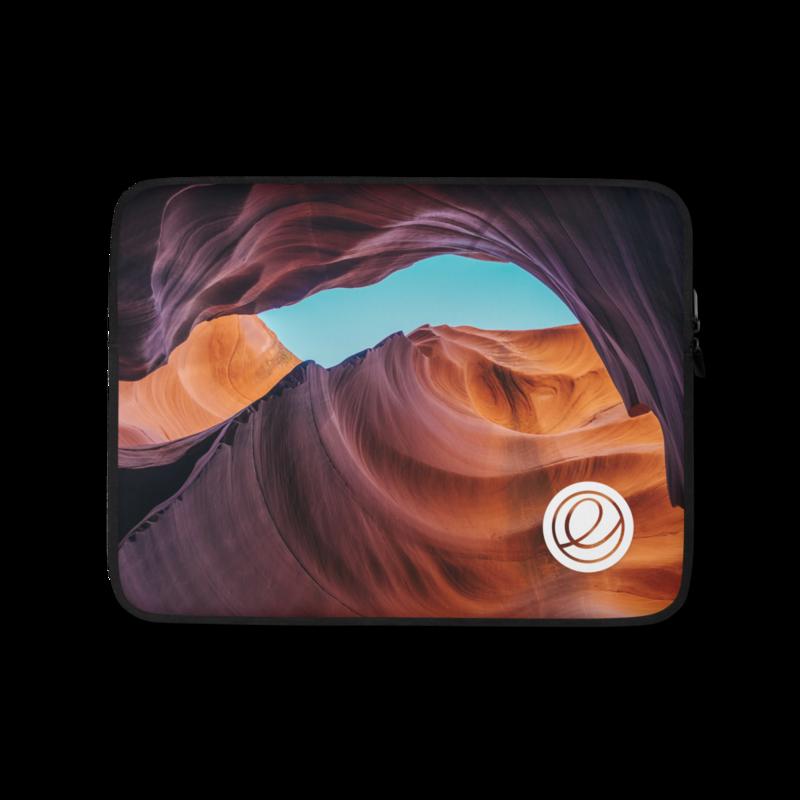 Wallpaper Laptop Sleeve – Juno