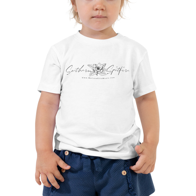 Southern Spitfire Toddler Short Sleeve Tee