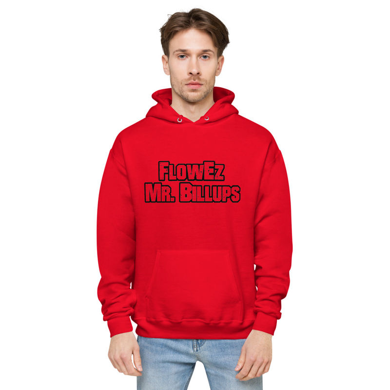 FlowEz Mr. Billups fleece hoodie