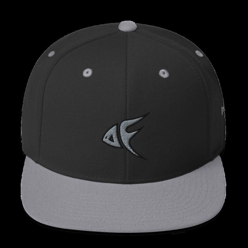 DF Logo Snapback Black/Silver