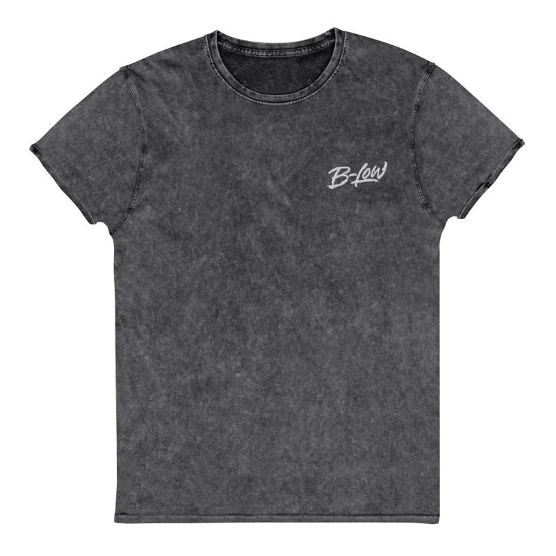 -B-LOW- Denim T-Shirt