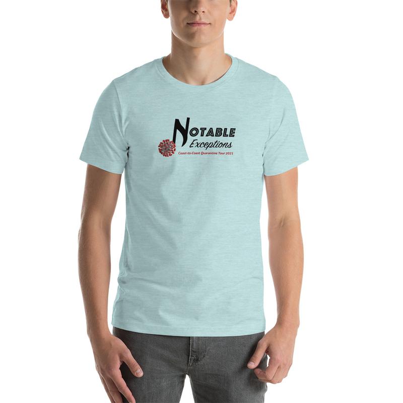 Quarantine Tour Unisex T-Shirt