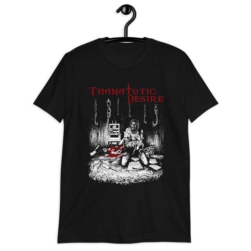 Deathwish Short-Sleeve Unisex T-Shirt