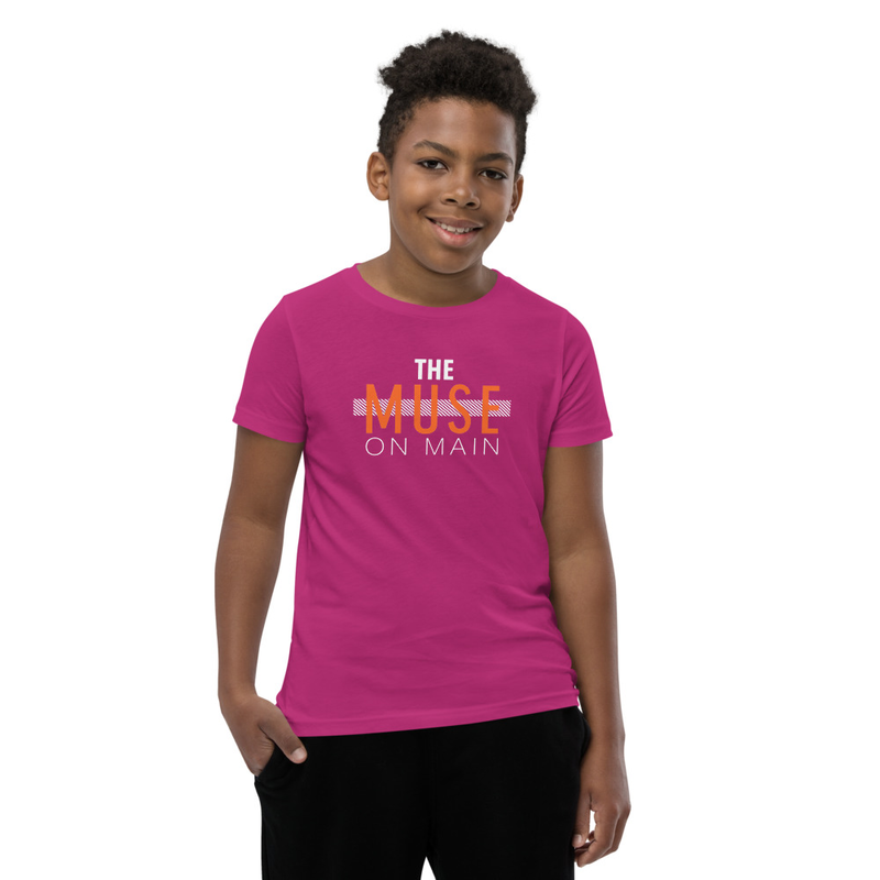 tMoM - Youth Short Sleeve T-Shirt