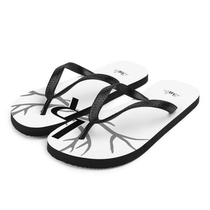 Lady Redneck Flip Flops