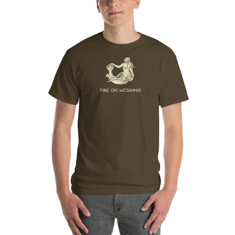 Fire on McGinnis Selkie - Mens Classic T-Shirt