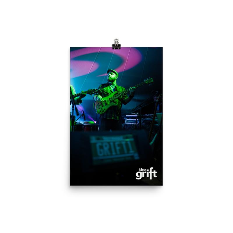 Unframed Poster - Jeff