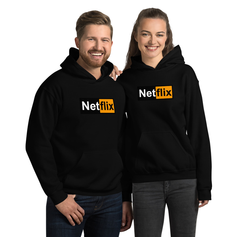 "Hoodie ""NetHub"" (7 colors)"