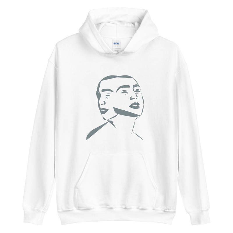 Facade Graphic Hoodie