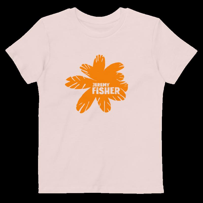 Jeremy Fisher organic cotton kids t-shirt