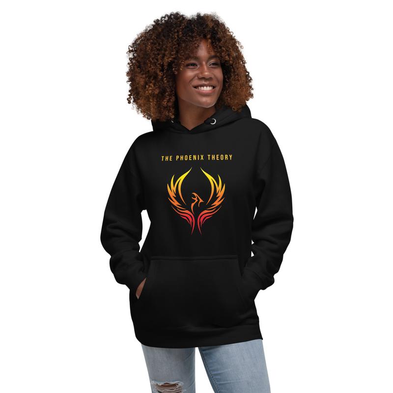 Phoenix Theory Fire Hoodie