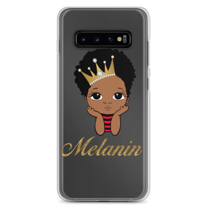 Prince Melanin Samsung Case