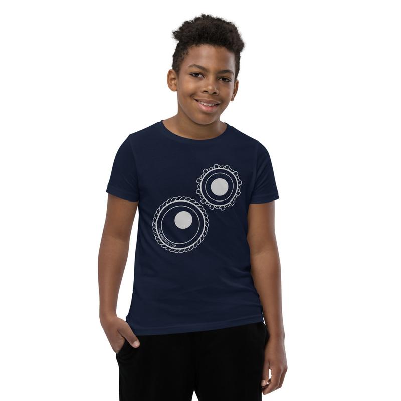 TABLAMONTREAL Youth Short Sleeve T-Shirt