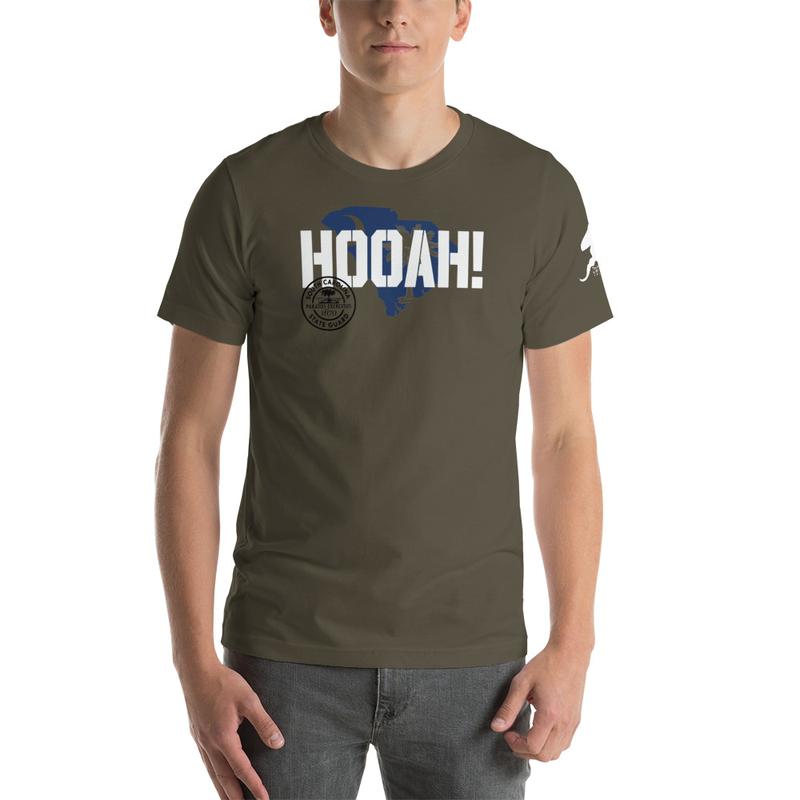 Short-Sleeve SC Hooah!