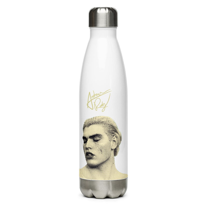 Golden Stainless Steel Water Bottle