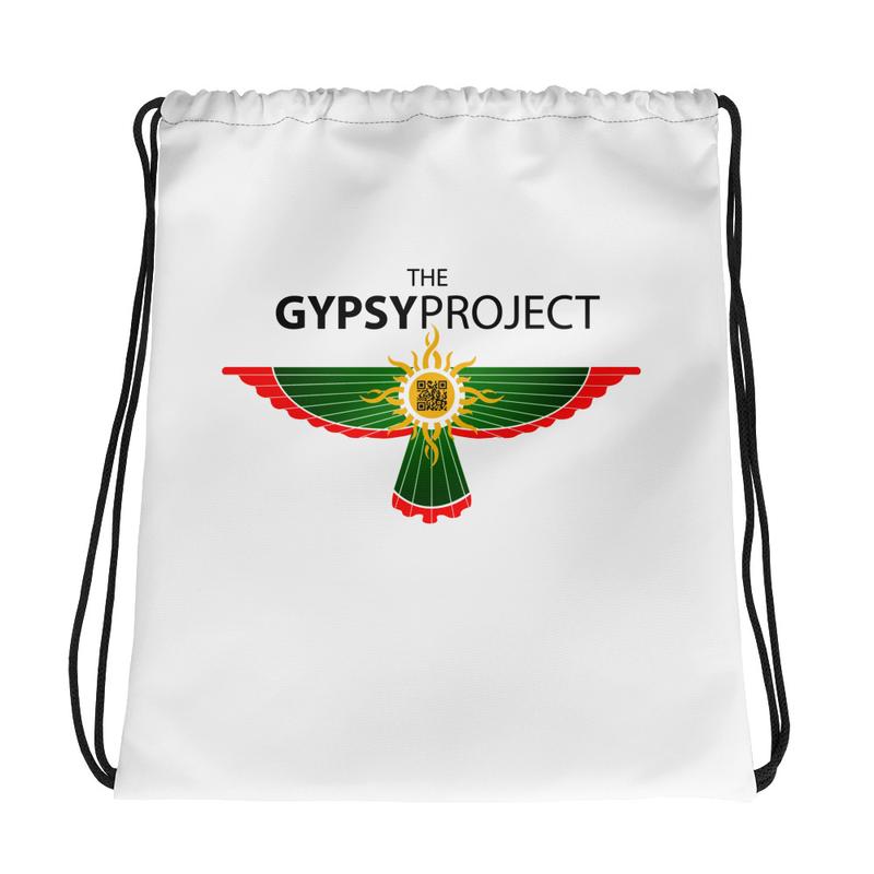 The Gypsy Project Drawstring bag