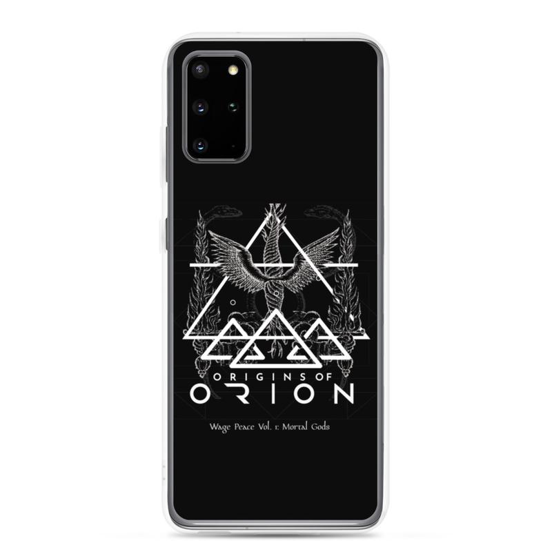 Origins Of Orion Wage Peace Vol. 1: Mortal Gods Samsung Case