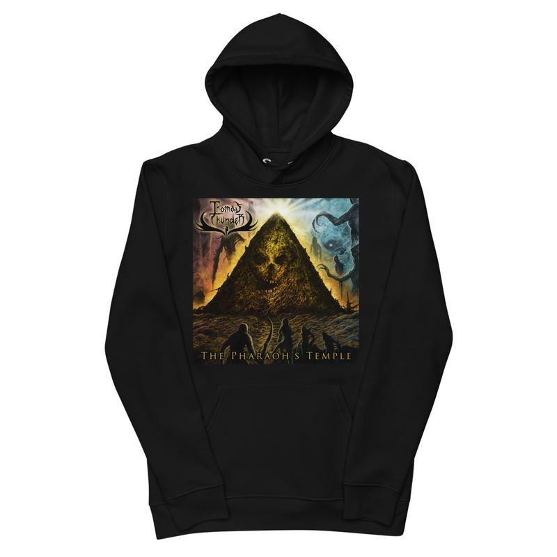 Unisex essential eco hoodie