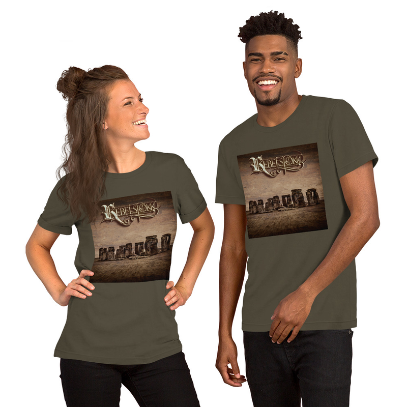 Rebelstökk Short-Sleeve Unisex T-Shirt