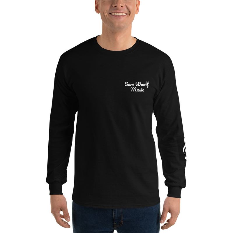 Sam Woolf Music Unisex  Long Sleeve Shirt