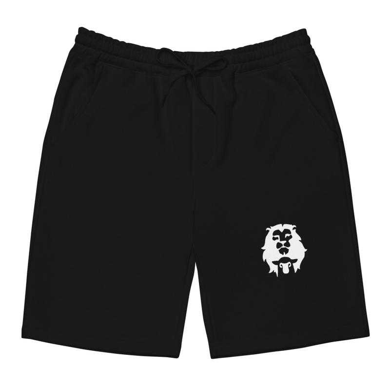 Lion & Lamb Men's fleece shorts