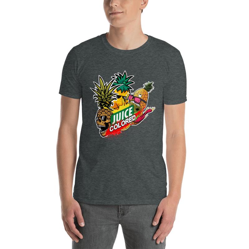 Juice Colored S/S Unisex T-Shirt