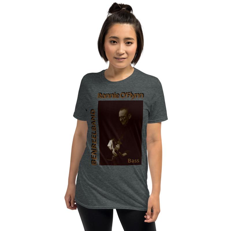 Ronnie O'Flynn Bass - Short-Sleeve Unisex T-Shirt