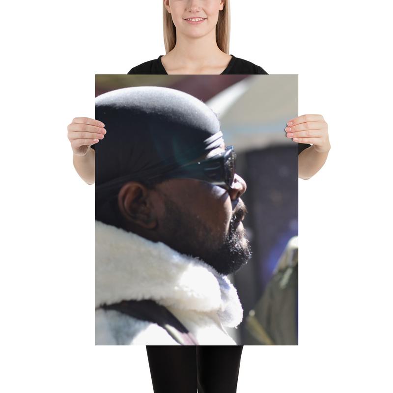 FlowEz Mr. Billups Poster