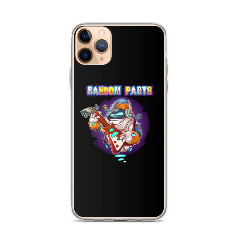 Random Parts - iPhone Case