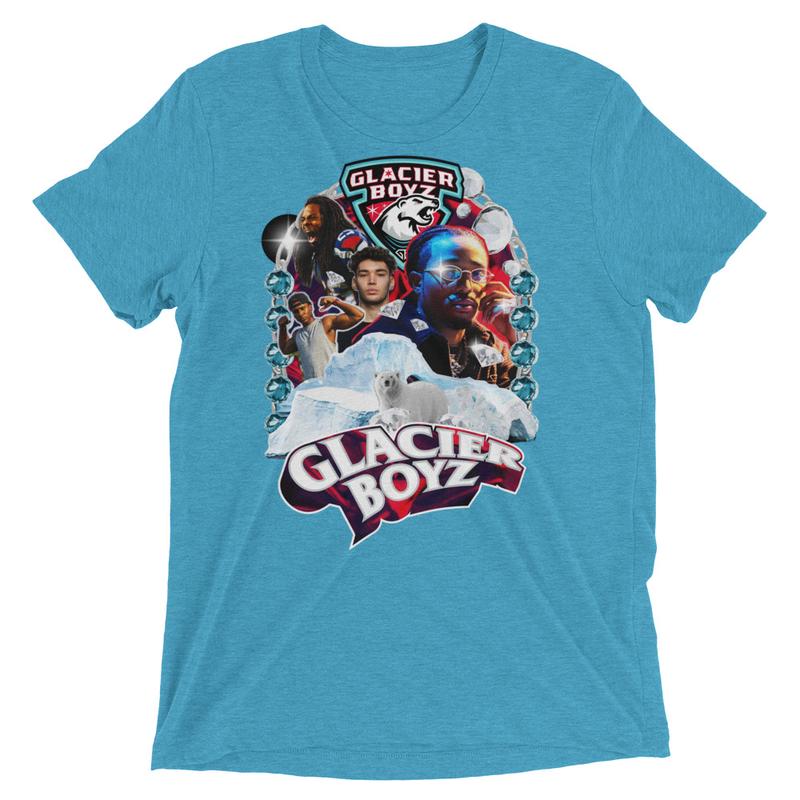Glacier Boyz Retro Owners Tee product image (1)