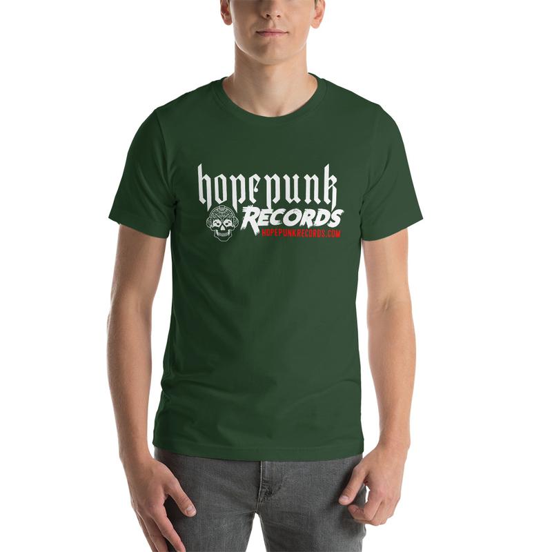 Short-Sleeve Unisex T-Shirt - HopePunk Records