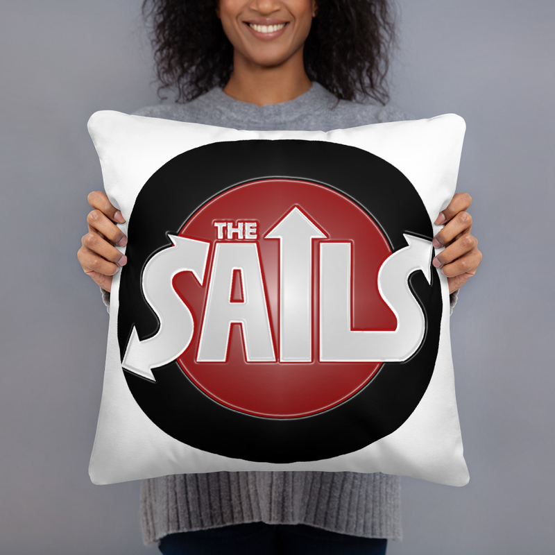 The Sails Pillow